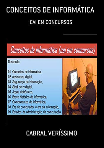Conceitos De InformÁtica (Portuguese Edition) eBook: Cabral ...