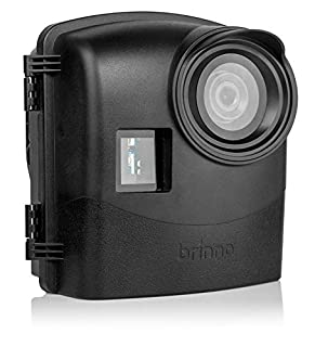 Brinno ATH2000 Outdoor Camera Housing Unit - Jobsite Camera Protector, Upto 1 Year Battery Life, Mounting Adapter, Elastic Cords, USB and Solar Panel, BCC200 Compatible - IPX5 Weather-Resistant (B07D6RZRZ4) | Amazon price tracker / tracking, Amazon price history charts, Amazon price watches, Amazon price drop alerts