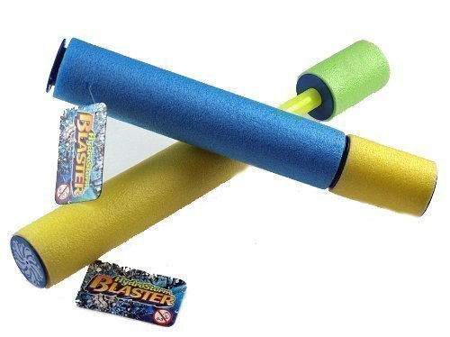 set-of-2-foam-water-pistol-blaster-pump-pool-toy