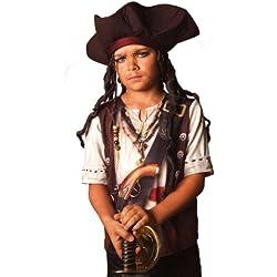Disfraz de pirata de alta mar para niño (3 años)