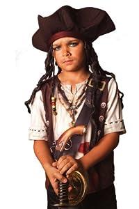 Cesar B063 - Disfraz de pirata para niño (3 años)