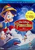 Pinocchio - 70th Anniversary - Platinum ...
