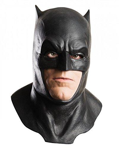 Albores de la máscara de látex Justicia Batman