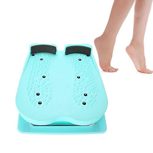 Stretch Board, einstellbar Slant Board Kalb Bahre Steigung Stretching Haushalt Klapp Fußmassage Bein Abnehmen Fitness Keil Slant Pedal Board (Stretching-board)
