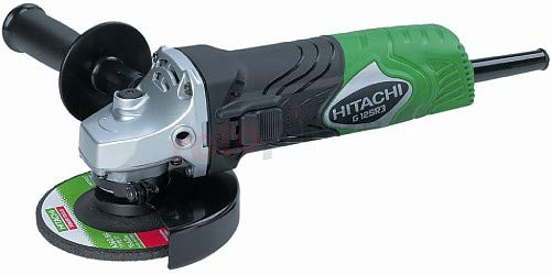 Hitachi tools - Mini amoladora 580w 115mm con maletín