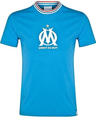 T-shirt OM - Collection officielle Olympique de Marseille - Taille enfant garçon 8 ans