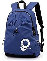 Moda CengBao mochilas escolares estudiantes masculinos hombros paquete oriente turismo deportivo coreano Mochila chica High School