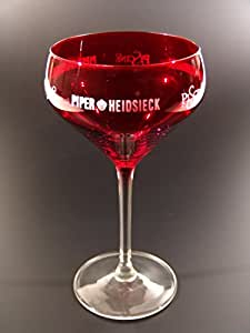 Piper Heidsieck Piscine Lot de 6 verres à champagne
