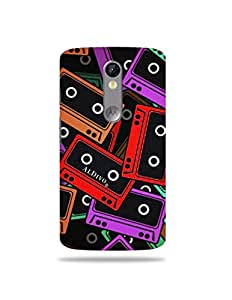 alDivo Premium Quality Printed Mobile Back Cover For MOTO X PLAY / MOTO X PLAY Back Case Cover (MKD230)