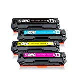 AIBOTY kompatible Tonerkartuschen Ersatz für Canon 045 045H (CRG-045H) für Canon FarbeCLASS MF634Cdw MF632Cdw LBP612Cdw LBP613Cdw LBP611Cn Laserdrucker - 4-Pack
