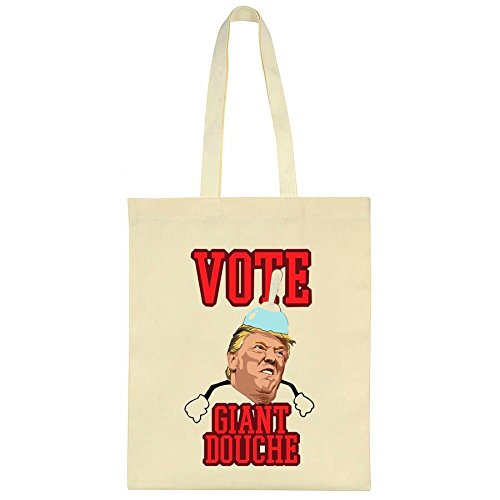 vote-giant-douche-election-spam-with-trump-canvas-tote-bag