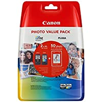 Canon PG-540XL + CL-541 XL 2 PACK Inkjet / getto