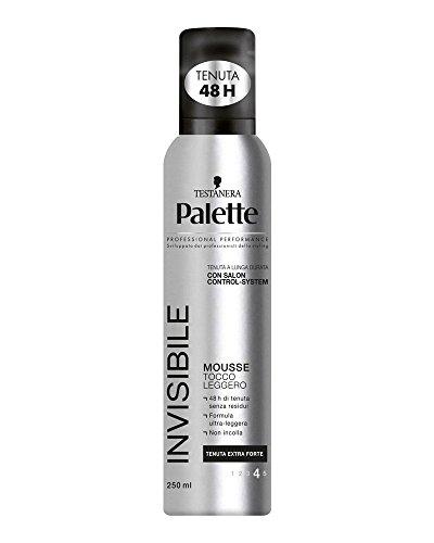 PALETTE Spuma invisible 250 ml.professional - Colorants pour cheveux
