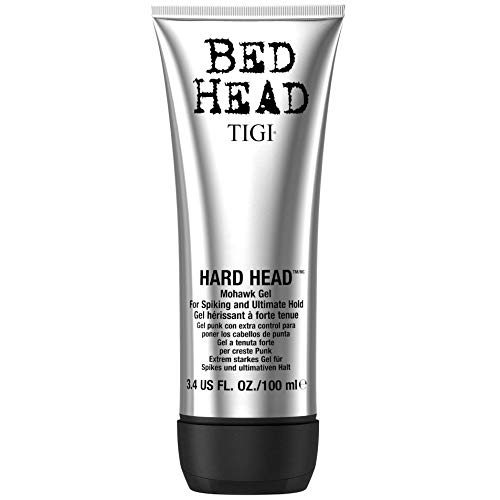 Tigi Bed Head Hard Mohawk Gel, 1er Pack (1 x 100 ml)
