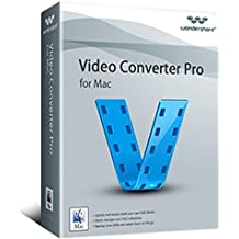 Video Converter PRO MAC Vollversion (Product Keycard ohne Datenträger)