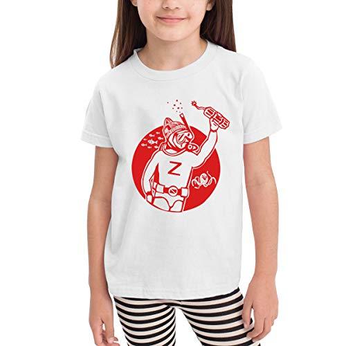 Old Navy Gingham Shirt (Lustige Scuba Squad Tauchen Jungen Mädchen Kinder Kurzarm T-Shirt Sport Baseball Tees(3t,weiß))