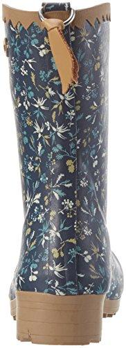 Aigle Victorine Bottillon, Bottes Hautes Femme Multicolore (Hashley)