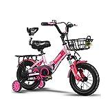 FINLR-Kinderfahrräder Jungen Mädchen Kinderfahrrad In Größe 12
