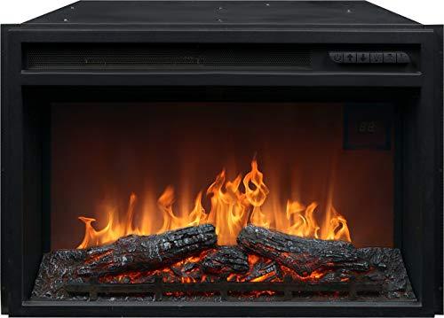 Inserto para chimenea eléctrico AFLAMO LED 70 | Tecnología LED de ahorro...
