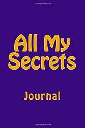 All My Secrets: Journal
