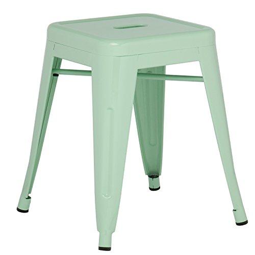 SKLUM Taburete LIX Verde Menta - (Elige Color)