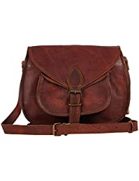 Rustic Town Leather Sling Bags For Women Shoulder Bag For Her Ladies Sling Bag Gift For Him Her