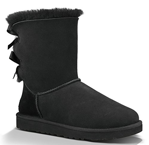 UGG W Bailey Bow, Bottes souples femme