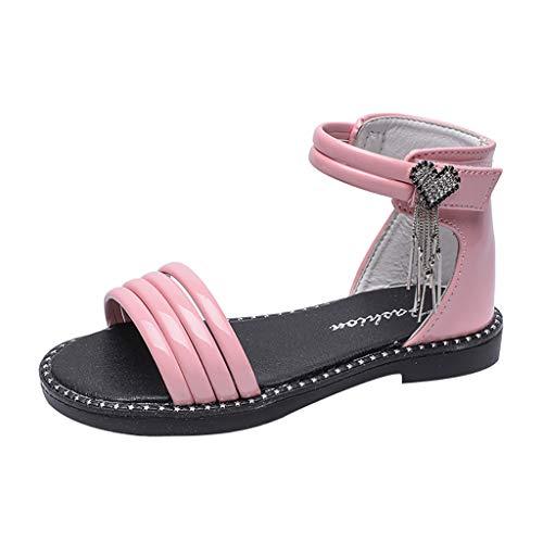 endes Weben Schuhe Mesh Atmungsaktiv Sportschuhe Freizeit Krabbelschuhe,Baby Kids Fashion Roman Schuhe Kinder Jungen Mädchen Sommer Casual Sandalen Schuhe ()