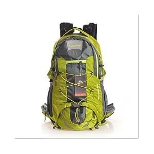 ZYS Outdoor backpack Outdoor mountaineering bags 60 l waterproof nylon backpack outdoors packs shoulder bags
