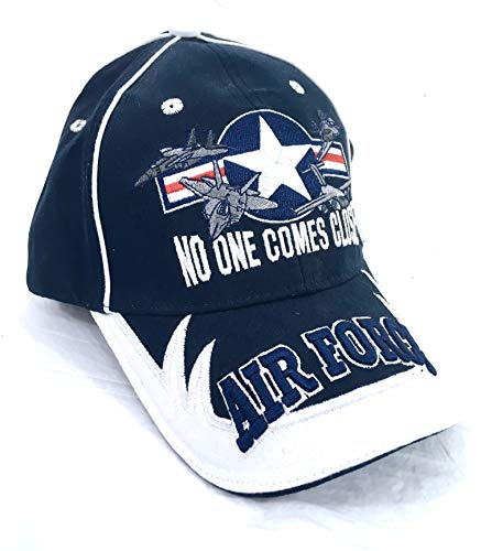 b0a4cd5c5d0 Eagle Casquette Brodee Militaire Americain US Air Force Cap Hat NEUF