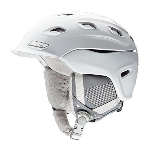 SMITH OPTICS, Casco da sci e snowboard Unisex adulto, Bianco (White)