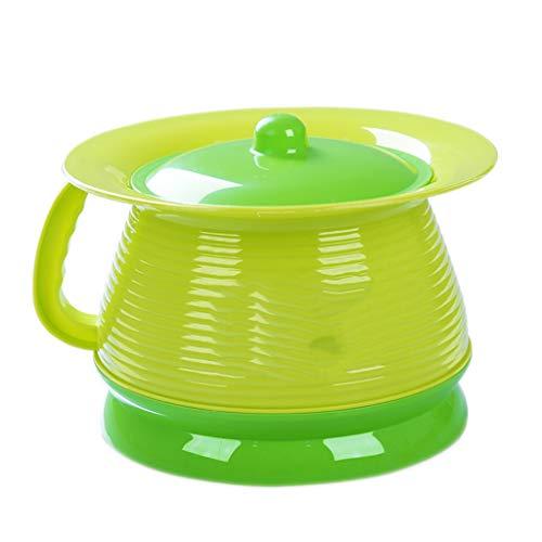 Bébé toilette Chaise De Toilette pour Toilette Et Commode Enfant Urinoir Accroupi Toilette Bébé Pot Simple Toilette pour Enfant Urinoir avec Poignée (21 * 13Cm)