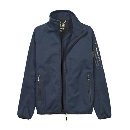Musto Crew Soft Shell Jacket - True Navy L (Soft-snowboard-tasche)