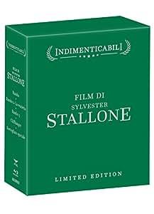 Sylvester Stallone - Cofanetto Indimenticabili (5 Blu-Ray)