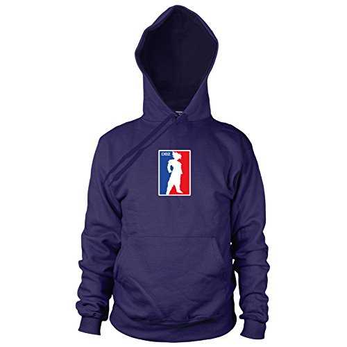 DBZ: League - Herren Hooded Sweater, Größe: XXL, (Goku Son Xenoverse Kostüme)
