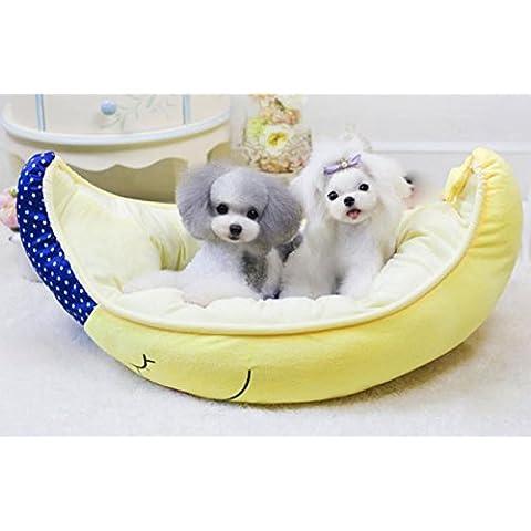 La Luna Barco de doble uso nido mascota perrera