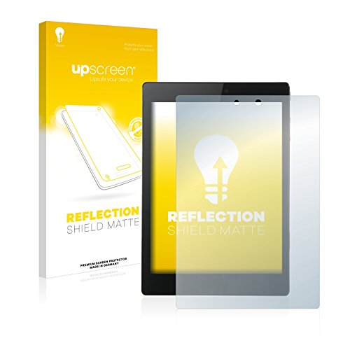 upscreen Reflection Shield Matte Matte Screen Protector 1Stück (S) – Displayschutzfolie (Matte Screen Protector, Prestigio, Kratzresistent, transparent, 1 Stück (S))