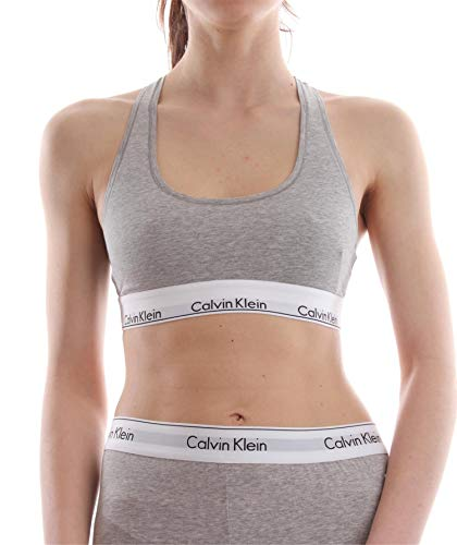 Calvin Klein 0000F3785E Bralette Top E Body Loungewear Donna