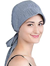 Hübscher Hut Mit Rückbinde Fur Haarverlust