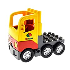 Buy 5605 Duplo Tanker Truck Lego Toys On The Store Auctions