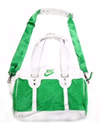 Nike Bolso Blanco / Verde Unica