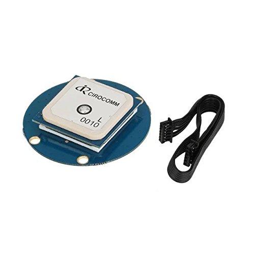 Goliton® Walkera Ersatzteil Runner 250 (R) -Z14 GPS Modul für Walkera Runner 250 Erweiterte RC FPV Quadcopter - Blau