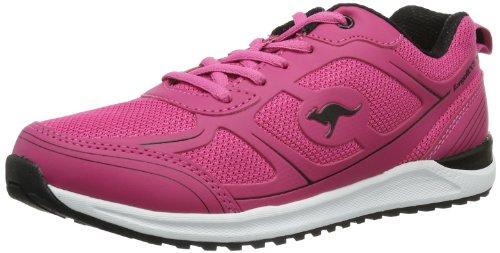 KangaROOS - Ovid, Sneaker Donna Rosa (Pink (magenta/black 658))
