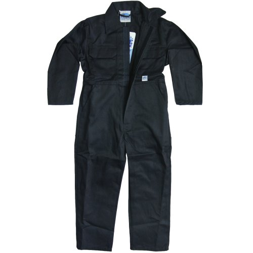 Girls Overall Boys Kids Boilersuit Size 26 age 5-6 years, Royal Blue Coverall Childrens