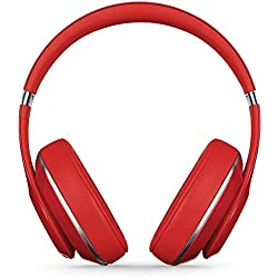 Beats by Dr. Dre Studio 2.0 Cuffie Over-Ear, Rosso