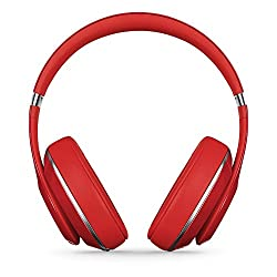 Beats Studio Over-Ear Headphones - Red (MH7V2ZM/A)