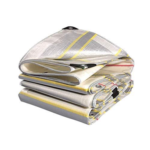 CATRP-Planen Plane Thicken Shade Cloth Regensicherer Stoff-Überdachungs-Segeltuch-Plane (größe : 2m x 5m)