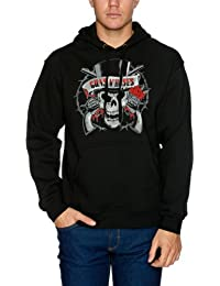 Bravado - Sweat-shirt Homme - Guns N Roses Distressed Skull