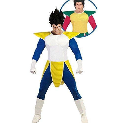 Vegeto Prinz Herrenkostüm (Dragonballz Kostüme)
