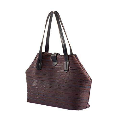 Tilla...Le Borse , sac bandoulière femme marron